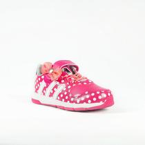 Zapatillas Adidas Minnie Mouse Bebés Fucsia