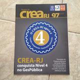 Revista Crea Rj 97 Jun/jul 2014 Conquista Nível 4