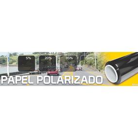 Rollo Papel Polarizado Antirayas 152cm X 30.5m Autos Casas