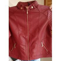 2 Jaquetas Feminina De Couro Ecológico P M G Gg E Plus Size