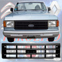 Parrilla Ford Pick Up F100 F150 1988 A 1996 Negra