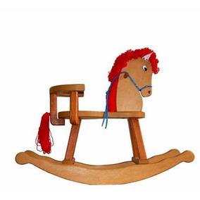Cavalo Cavalinho Brinquedo Balanço Gangorra Madeira Mdf