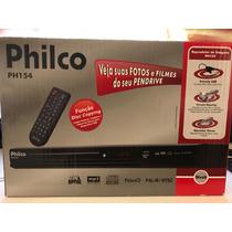 Aparelho De Dvd Philco Ph 154 Entrada Pen Drive