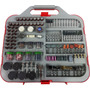 Kit Micro Retifica +250pc Lee Tools Padrao Dremel + Estojo