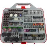 Kit P/ Micro Retifica +250pc Lee Tools Padrao Dremel +estojo