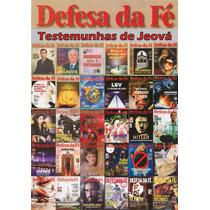 Revista Defesa Da Fé - Nº 01 A Nº 82 + Brindes Em Dvd Room