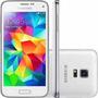 Samsung Galaxy S5 Mini Duos G800 16gb Cam 8mp Gps Anatel