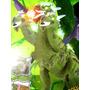 Dinosaurio Dragon 3 Cabezas ! Con Sonido , Luz Y Mov. !!
