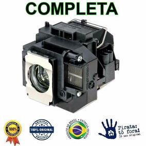 Lâmpada P/ Projetor Epson S9 S10 S10+ Elplp58 V13h010l58