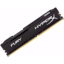 Memória 4gb Ddr4 2400mhz Kingston Hyper X Fury Original
