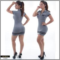 Vestido Sexy Pitbulljeans Original Ref. 22643