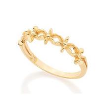Anel Skinny Ring Ana Hickmann 15º Edição) Rommanel Folheado