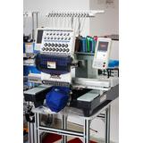 Maquina De Bordar Industrial,bordadora, ,1 Cabeza 15 Agujas,