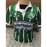 Camisa Do Palmeiras Parmalat Retro 1993
