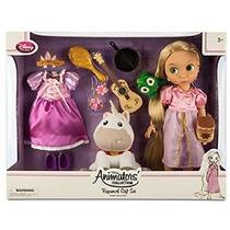 Disney - Rapunzel Doll Gift Set - Colección Disney Animadore