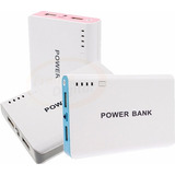 Cargador Portátil Power Bank Powerbank 12000 Mah Celular Etc