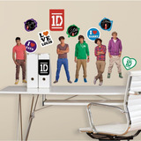 One Direction - Adhesivos Decorativos Para Pared