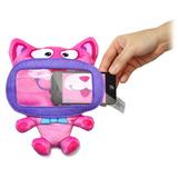 Capa Protetora Interativa Para Smartphones - Mini Kitty - Wi