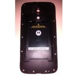 Carcasa Trasera + Corneta Motorola Moto G 1era Generacion