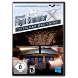 Microsoft Flight Simulator X: Steam Edition Pc - Windows