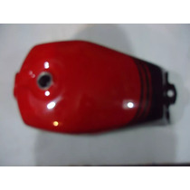 Tanque Cb 450 Dx Preto/vermelho 88 Pintado Gm
