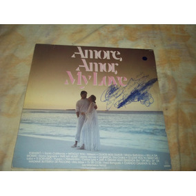 Lp Vinil Coletânea Amore Amor My Love 1988 Som Livre.