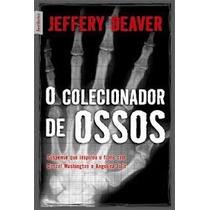 Livro O Colecionador De Ossos Pocket Jeffery Deaver