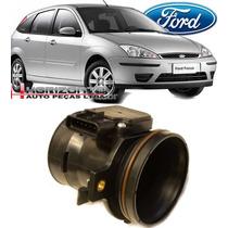 Fluxo Ar Maf Ford Focus E Mondeo 1.8 2.0 16v 98ab12b579b3b