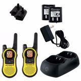 Walkie Talkie Motorola Mh-230r Kit 23 Mile