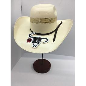 Sombrero Cuernos Chuecos Monterrey Bangora Bicolor 2bdc86938166