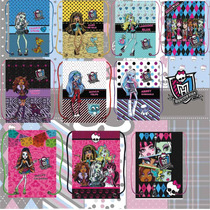 Morralitos Dulceros Monster High 10 Pzs X $180