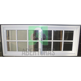 Ventanas aluminio para cocina 150x060 aberturas ventanas for Ventanas de aluminio para cocina