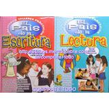 Oferta : Libros El Pais De La Escritura + El Pais De Lectura