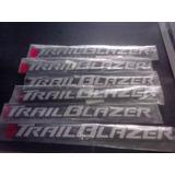 Emblema Trasero De Chevrolet Traiblazer