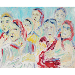 Pintura Óleo Sobre Tela - Mulheres - Tiago Sinhor