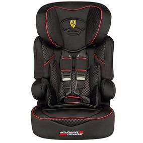 Cadeira Para Auto Ferrari Black 9 A 36 Kg