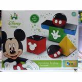 Apilables Con Sonido Mickey Mouse Bimbi Disney Baby X6