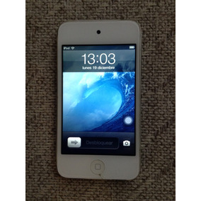 Ipod Touch 4g De 8 Gb