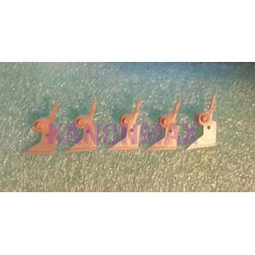 Kit Uñas De Fusor Ricoh Aficio Mp 6000 / 7500 Savin Lanier