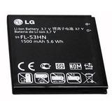 Bateria Lg P990 P920 P999 P925 Speed 3d 2x Fl 53hn Garantia