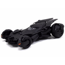 Kit P/ Montar Batmóvel Batman Vs Superman 1:24 Jada 97395