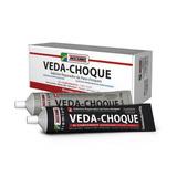 Veda Choque Maxirubber 150gr Cola Parachoque Solda Plástica