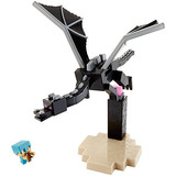Minecraft Mini Figura Battle Box The End