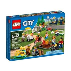 Brinquedos Educativos Lego Cidade Parque De Diversões 60134