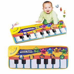 Brinquedos Educativos Tapete Piano Musical 72*29 Promoção!!!