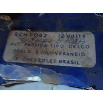 Automatico Motor De Partida Arranque Opala C 10 Veraneio