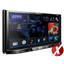 Dvd 2din Pioneer Avh-x5780tv + Moldura Honda New Civic 2010