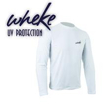 Camisa Wheke Uv Protection - Proteção Solar Fps50+ Termica