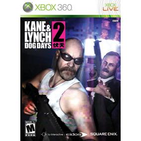 Kane And Lynch 2 Dog Days Nuevo Sellado Xbox 360