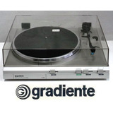 Quadro 20x30 + Foto Digital Do Toca Disco Gradiente T-515